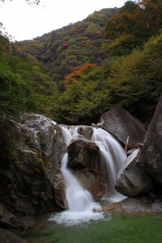 2012年10月27日金峰山~尾白川渓谷_035