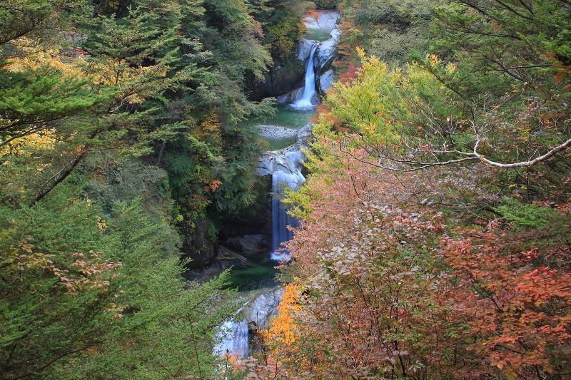 2012年10月27日金峰山~尾白川渓谷_042