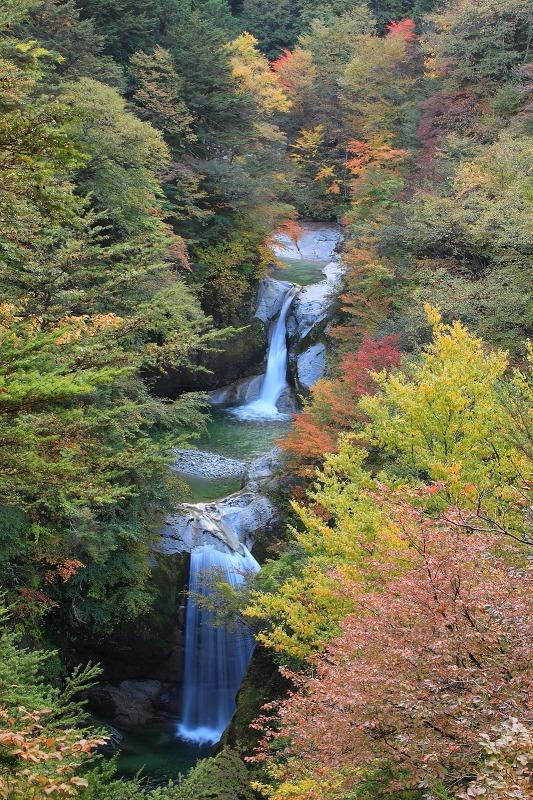 2012年10月27日金峰山~尾白川渓谷_044