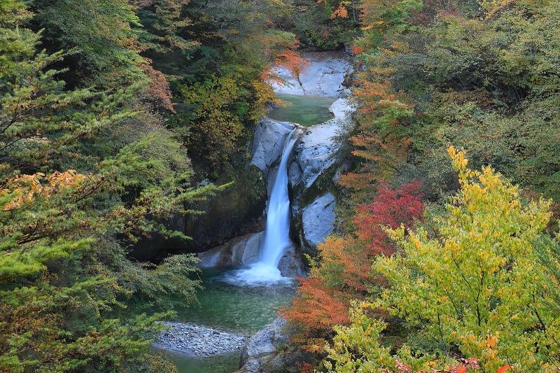 2012年10月27日金峰山~尾白川渓谷_045