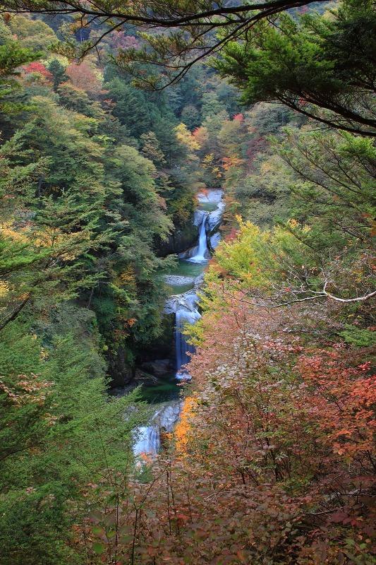 2012年10月27日金峰山~尾白川渓谷_043