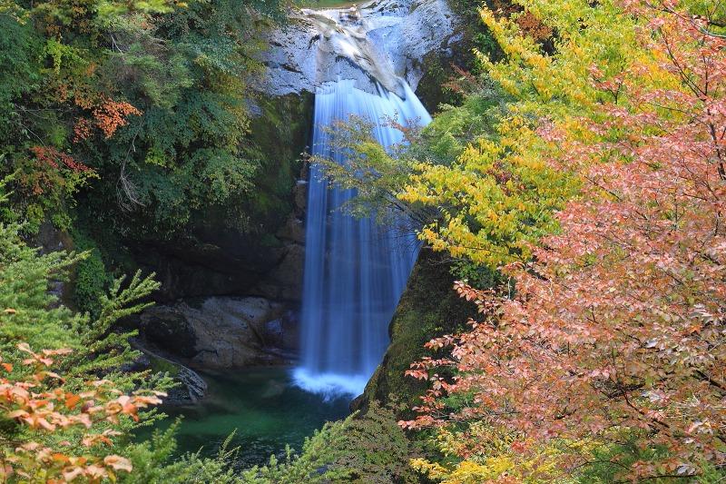 2012年10月27日金峰山~尾白川渓谷_046