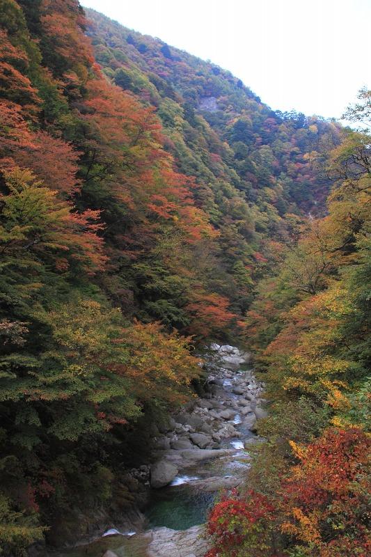 2012年10月27日金峰山~尾白川渓谷_051