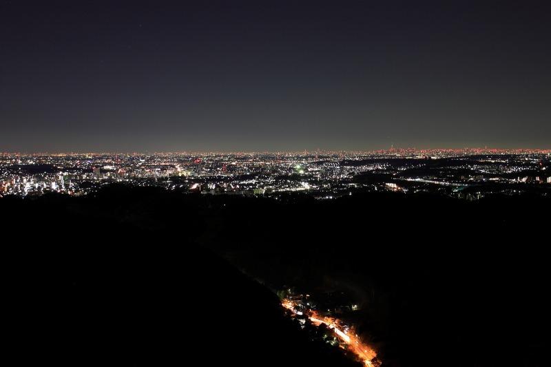 2012年11月18日高尾山~陣馬山縦走_002