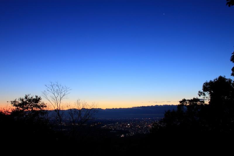 2012年11月18日高尾山~陣馬山縦走_005