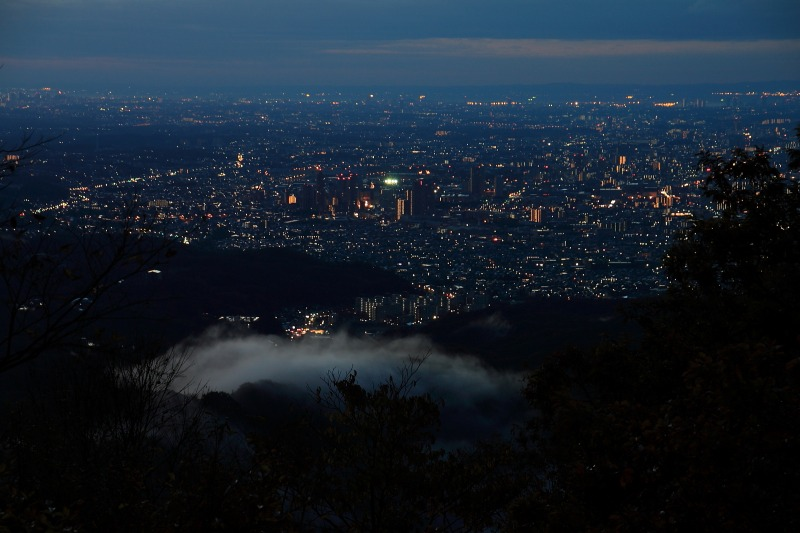 2012年11月18日高尾山~陣馬山縦走_006