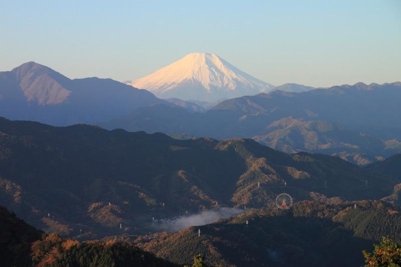2012年11月18日高尾山~陣馬山縦走_008