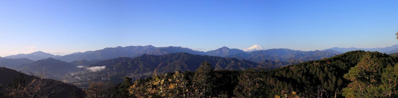 2012年11月18日高尾山~陣馬山縦走_015