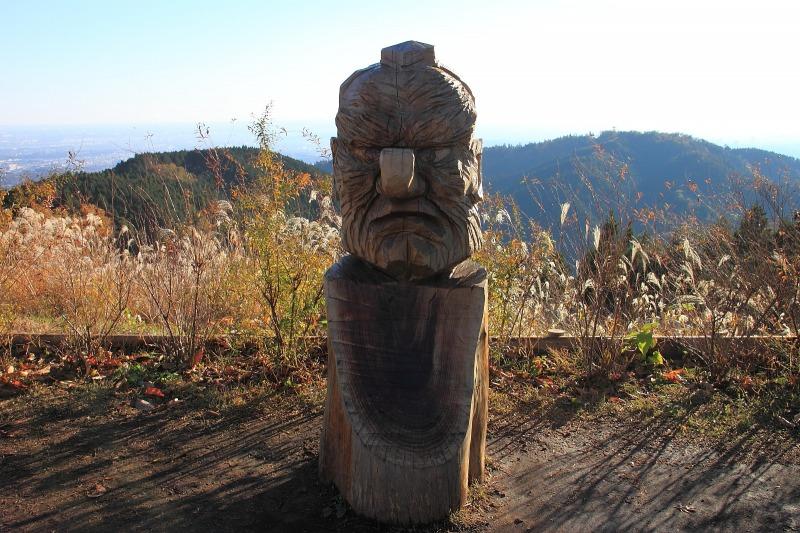 2012年11月18日高尾山~陣馬山縦走_018