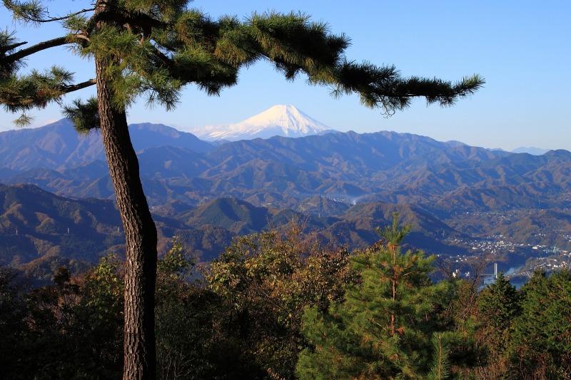 2012年11月18日高尾山~陣馬山縦走_020