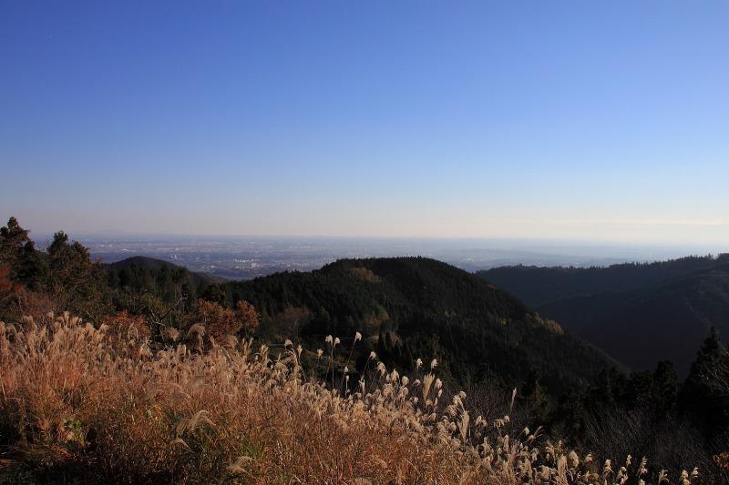 2012年11月18日高尾山~陣馬山縦走_019