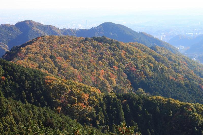 2012年11月18日高尾山~陣馬山縦走_024