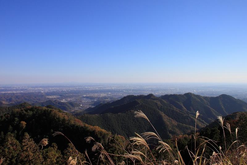 2012年11月18日高尾山~陣馬山縦走_026