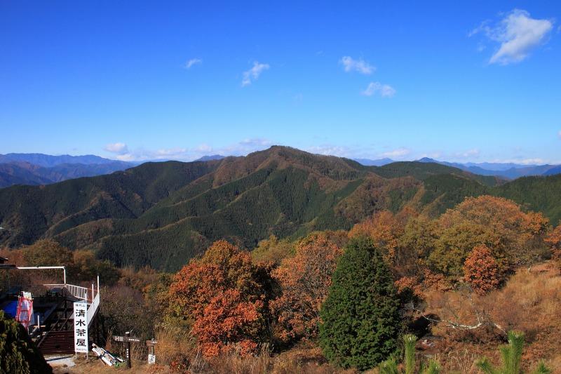 2012年11月18日高尾山~陣馬山縦走_037
