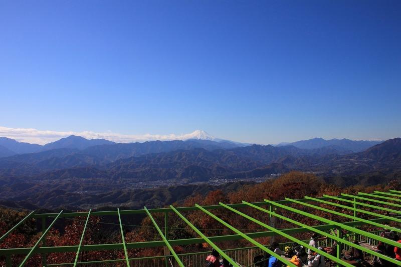 2012年11月18日高尾山~陣馬山縦走_040