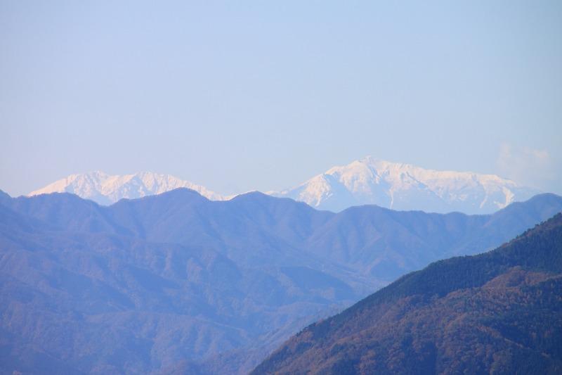 2012年11月18日高尾山~陣馬山縦走_038