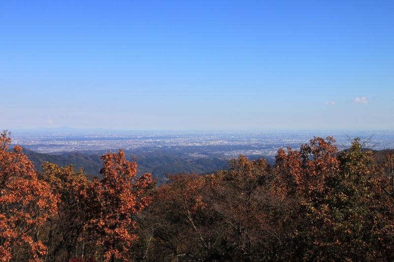 2012年11月18日高尾山~陣馬山縦走_045