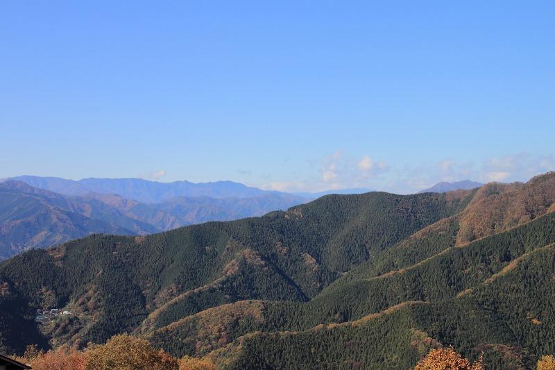 2012年11月18日高尾山~陣馬山縦走_043