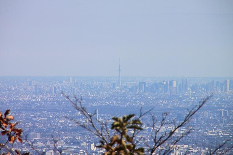 2012年11月18日高尾山~陣馬山縦走_046