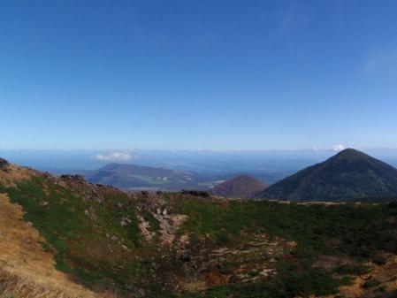 大岳途中2