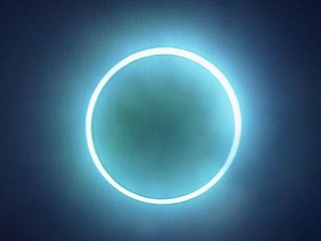 太陽のリング