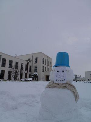 雪だるま@ヨーロッパ
