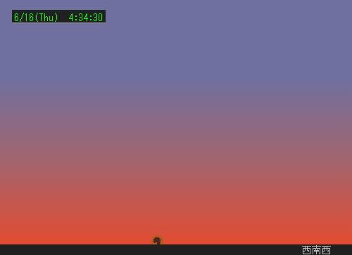2011 6 16 早朝の皆既月食星図4
