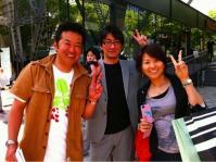 加奈子先生とカメロー