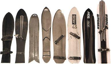 スノーボードの歴史
