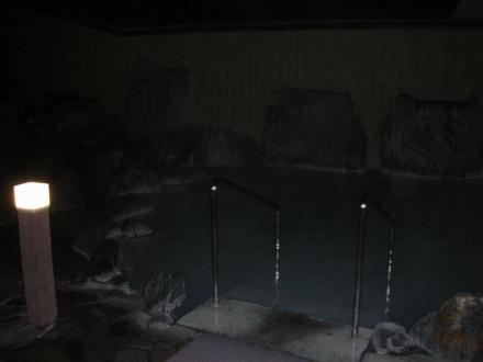金太郎温泉(露天風呂)
