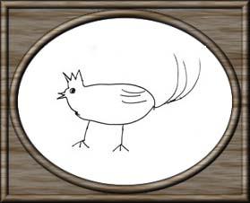 これは4文字の鳥 「○○○り」  だめぇ?