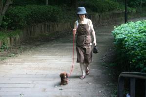 この時期の散歩1