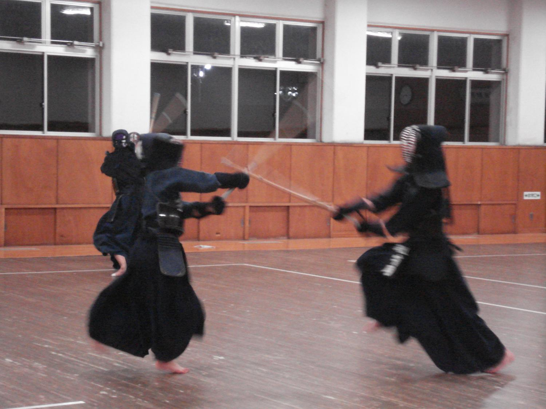 筑波大学医学剣道部 11/02/08 ...