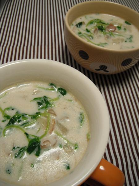 ミコミルクスープ