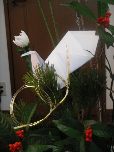 正月花2010④