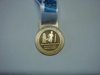 縮小版メダル