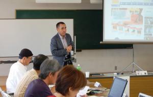 津山Web活用実践講座 (第3日目)