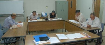 第2回作州津山商工会久米地区工業部全体会議