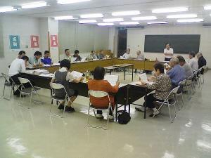 久米地区運営会議(作州津山商工会久米支所)