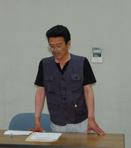 作州津山商工会久米地区工業部全体会議