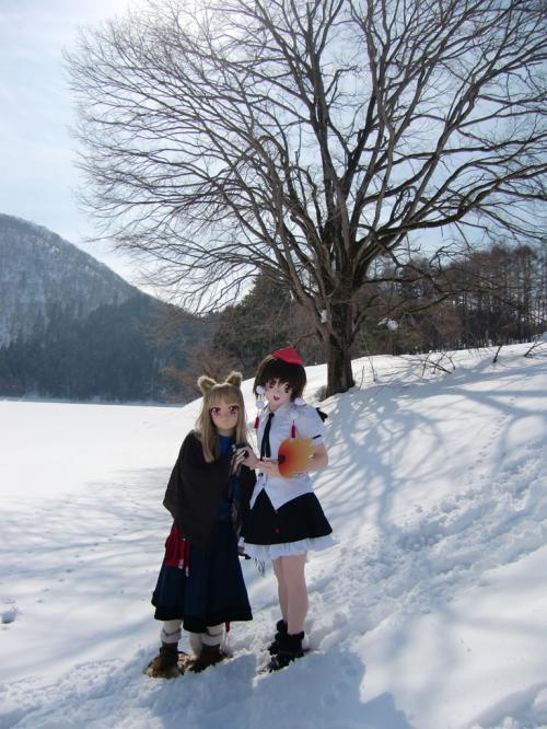 雪ロケ08