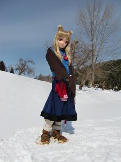 雪ロケ14