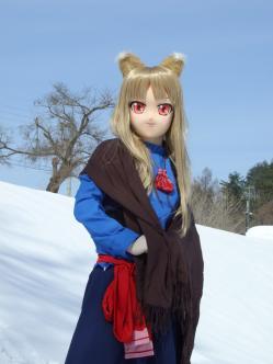 雪ロケ13