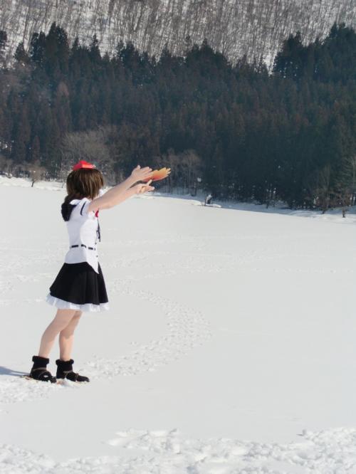 雪ロケ21