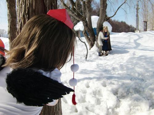 雪ロケ22