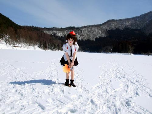 雪ロケ24