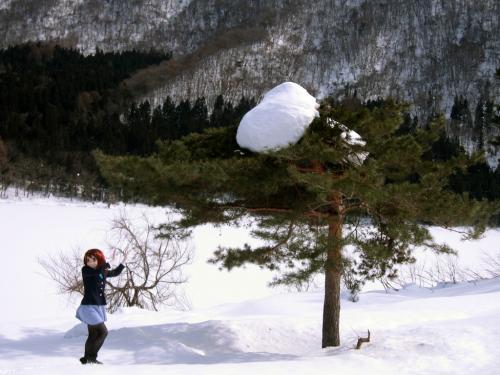 雪ロケ26