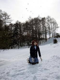 雪ロケ28