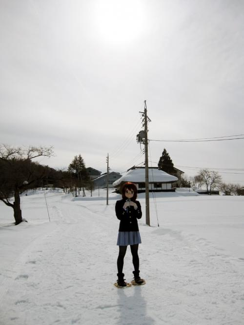 雪ロケ31