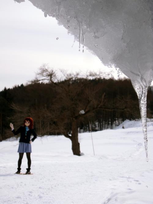 雪ロケ33